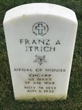 Image for Franz Anton Itrich - San Francisco National Cemetery