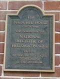 Image for The Poeschel House - 1840 - Hermann, MO