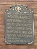 Image for Union League of America marker - Pekin, IL