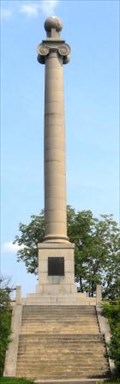 Image for James Rumsey Monument - Shepherdstown, WV