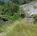 Image for Metallkreuz Lidu - Niedergesteln, VS, Switzerland