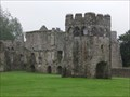 Image for Lamphey Bishop's Palace - Ruin - Wales. Great Britain.