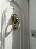 Image for Lion knocker - Ribadeo, Lugo, Galicia, España