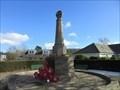 Image for War Memorial - Glamis, Angus.