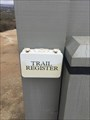 Image for Trail Register-Pacific Crest Trail-Campo, California