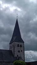 Image for ING point de mesure 34G66C1, église Warsange