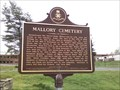 Image for Marker - Mallory Cemetery