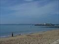 Image for Bournemouth Beach - Bournemouth, Dorset, UK
