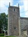 Image for Parish Church of St Mary and St Lawrence Church Tower  - Cauldon, Stoke-on-Trent, Staffordshire, UK.