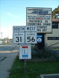 Image for Lincoln Highway Marker - North Aurora, Illinois