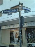 Image for BERLINER STRASSE - Frankfurt am Main/ Hessen/ Deutschland