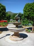 Image for Kenwood Shopping Center Fountain - Kenwood, CA