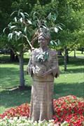Image for Wangari Maathai -- Benedictine College, Atchison KS