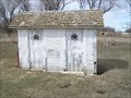 Image for Outhouse, Powell Park, South Dakota