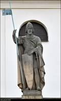 Image for Václav I., kníže ceský / Wenceslaus I., Duke of Bohemia - Votice (Central Bohemia)