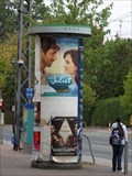 Image for Concrete Advertising Column - Rennbahnstraße - Frankfurt-Niederrad - Germany - Hessen