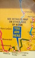 Image for You are at the C&W Rail Trail (Santa Rosa Rd.) - Christina Lake, BC