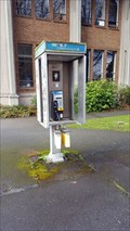 Image for UW Stevens Way Payphone - Seattle, WA