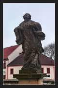 Image for St Francis Xavier (sv. František Xaverský) - Uhríneves, Czech Republic