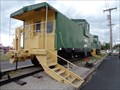 Image for Burlington Northern - Caboose 11680 - Galena, Kansas, USA.