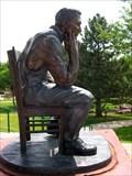 Image for The American Farmer-Falls Park, Sioux Falls, South Dakota
