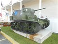 Image for M3A1 Stuart Light Tank - Rome, NY