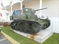 Image for M3A1 Stuart Light Tank - Rome, NY