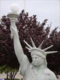 Image for Sapulpa's Statue of Liberty - Sapulpa, OK
