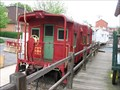 Image for B&O #2490 Wagon Top Caboose - Gaithersburg MD