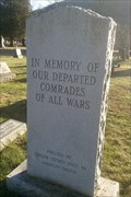 Image for McKune Cemetery Memorial - Oakland Township, Susquehanna, PA