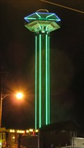 Image for Space Needle - Lucky 8 - Gatlinburg, Tennessee, USA.