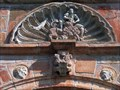 Image for Lion Reliefs at the arched entrance of the castle - Bad Münstereifel - NRW / Germany