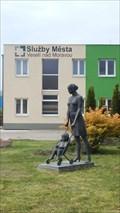 Image for Matka s ditetem v kocare - Veseli nad Moravou, Czech Republic