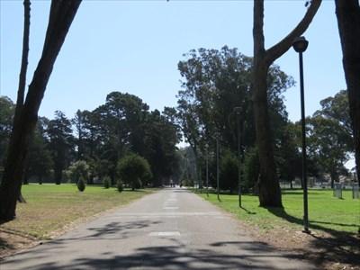 Park Walkway, San Francisco, CA