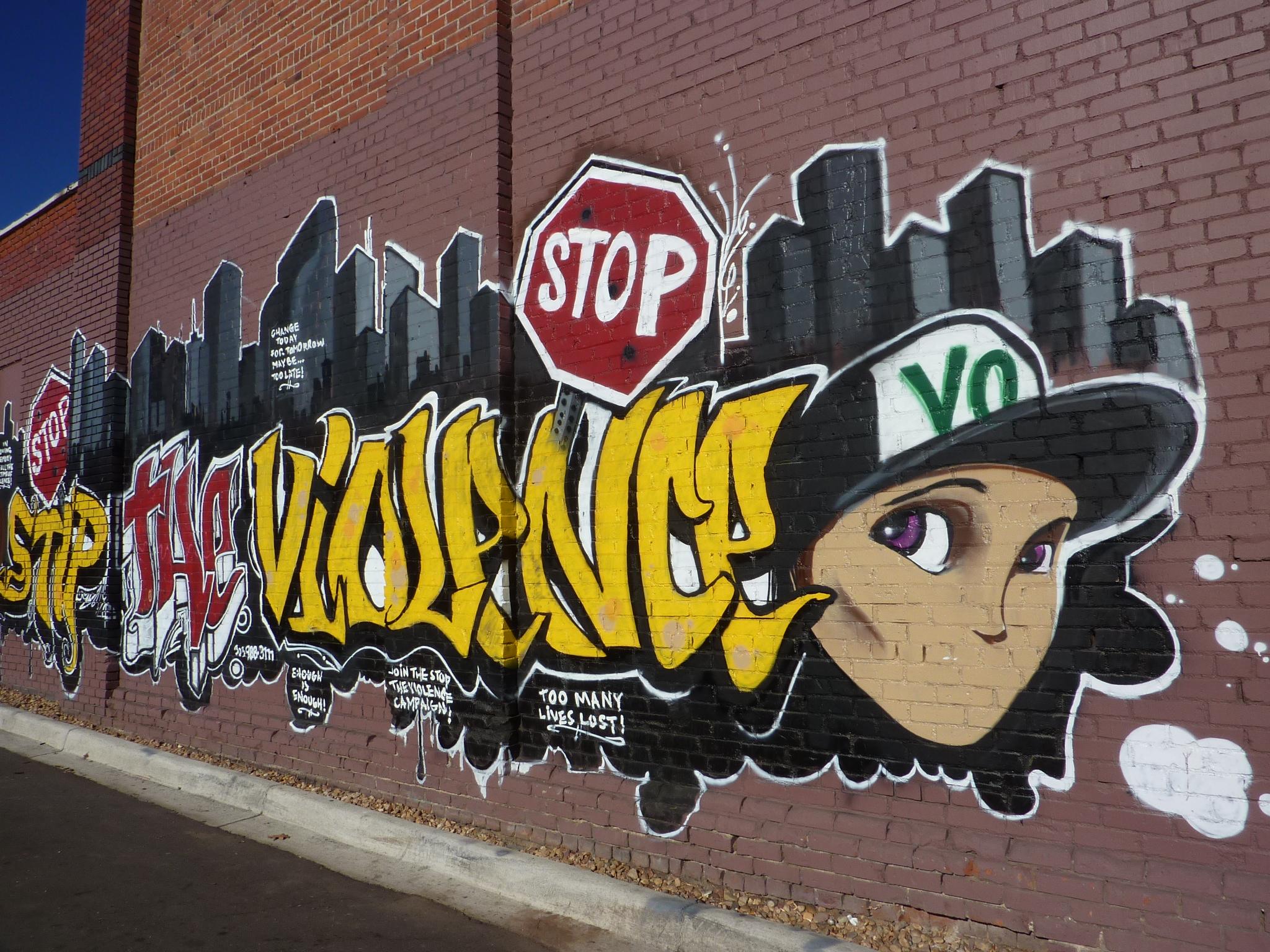 Stop the Violence - Denver, CO Image