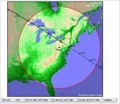 Image for ISS Sighting - Moorhead, MN - Altoona, PA - site 2