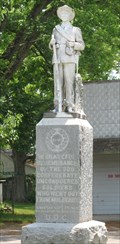 Image for Civil War Monument, Mulberry, Tennessee