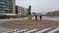 Image for Compass Rose beach promenade - Zandvoort, NH, NL