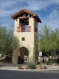 Image for Saint Anthony on the desert Episcopal Church Bell Tower - Scottsdale Arizona