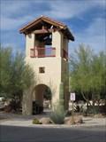 Image for Saint Anthony on the desert Episcopal Church Bell Tower - Scottsdale Arizona