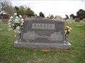 Image for 101 - Roscoe B. Barker - Summit View Cemetery - Guthrie, OK