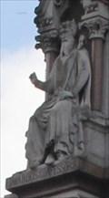 Image for King Edward the Confessor -- Westminster Scholars Memorial, Westminster, London, UK
