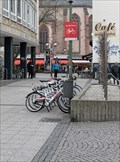 Image for Call a Bike-Station #6031100001 (Kleinmarkthalle) — Frankfurt am Main, Germany