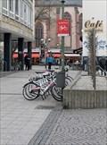 Image for Call a Bike-Station #6031100001 (Kleinmarkthalle) — Frankfurt am Main, Germany