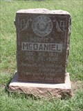 Image for Robert F. McDaniel - Truce Cemetery - Truce, TX