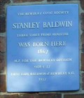 Image for Stanley Baldwin born here