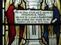 Image for Frederick Ames, St John the Baptist, Claines, Worcestershire, England