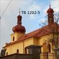 Image for TB 1202-5 Radíceves, kostel