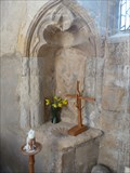 Image for Piscina, St Mary - Woolpit, Suffolk