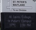 Image for St Peter's Campus, Maitland, NSW, Australia